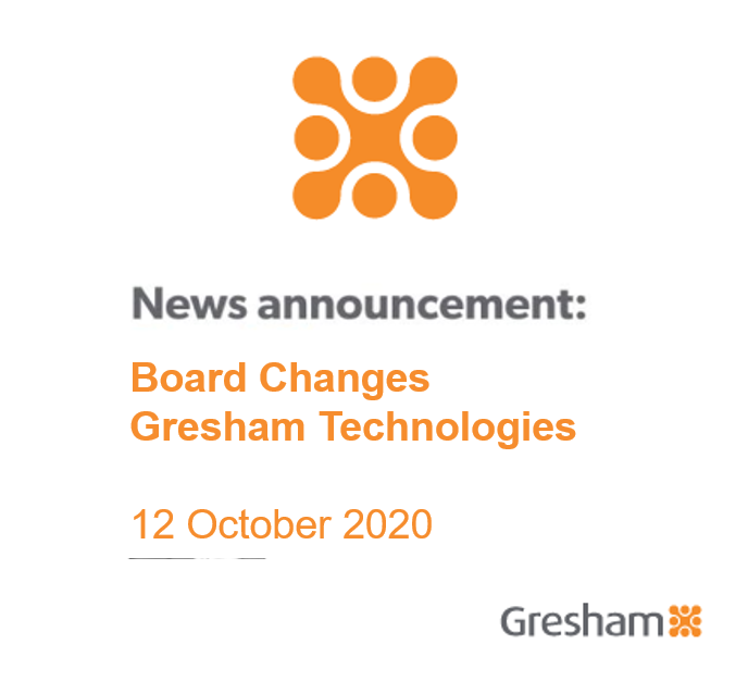 Gresham Technologies appoints fintech industry pioneers to join Board