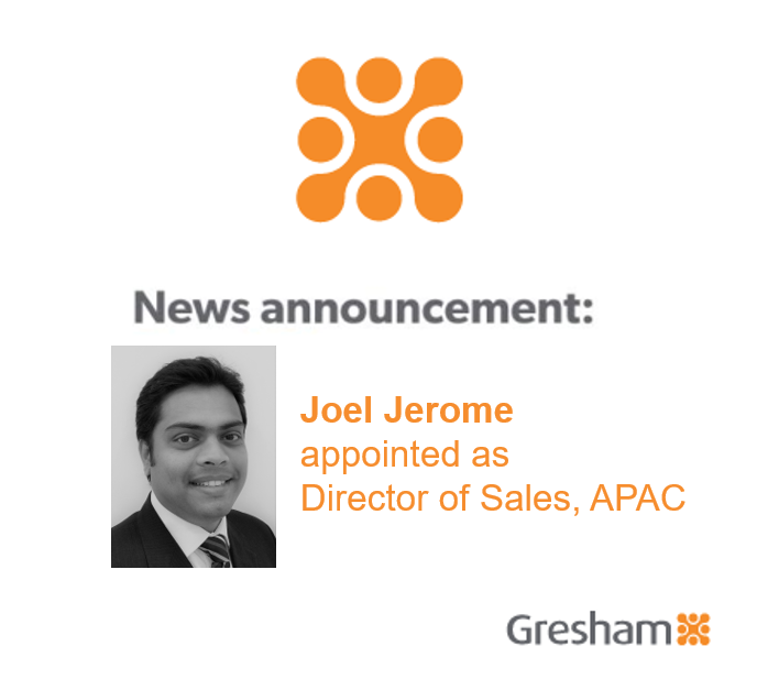 Gresham Technologies continues APAC expansion with strategic hire
